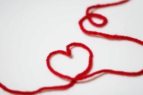人と人とをつなぐ糸